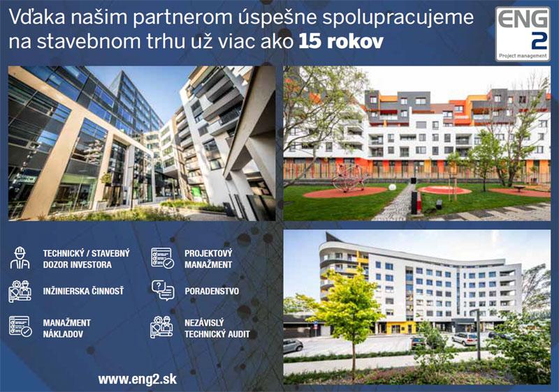 Vďaka našim partnerom úspešne spolupracujeme na stavebnom trhu už viac ako 15 rokov
