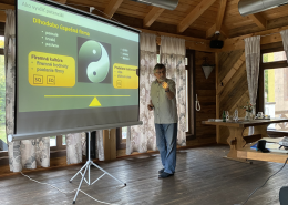 Workshop so Zoltánom Demjánom